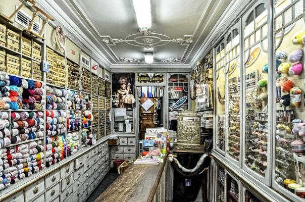 altes Ladengeschäft in der Baixa
