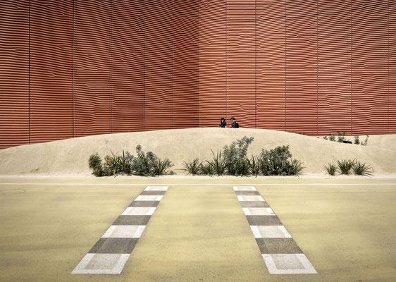 Expo - Pavillon der Vereinigten Arabischen Emirate