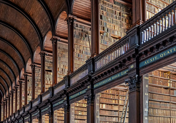 Trinity College - Library