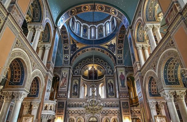 Griechisch-orthodoxe Kirche Mariä Verkündigung