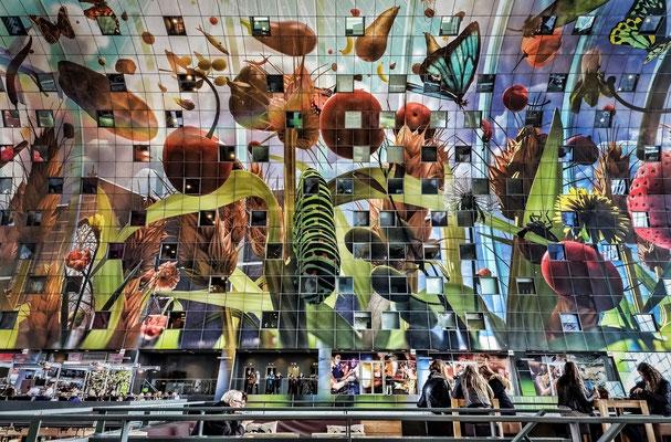 Rotterdam - Markthalle
