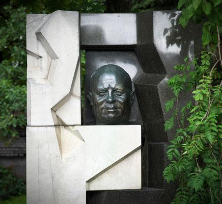 Grab von Nikita Chruschtschow