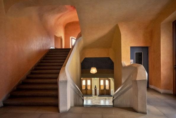Goetheanum in Dornach - Entwurf Rudolf Steiner, 1925-1928