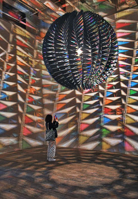Tate Modern - Olafur Eliasson
