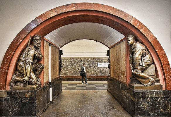Metro Ploschtschad Rewoljuzii