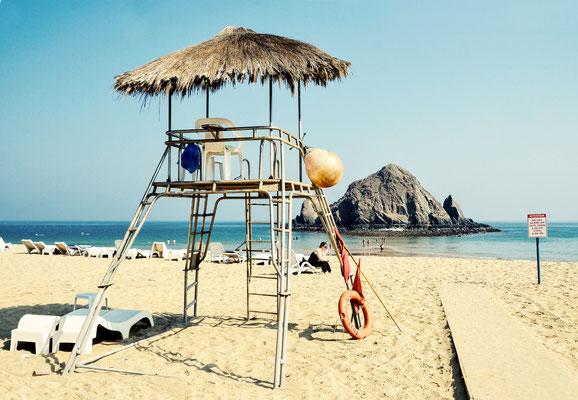 Fujairah - am Golf von Oman