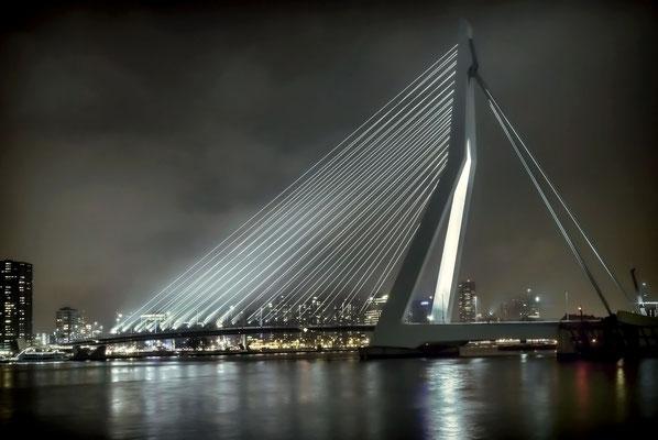 Rotterdam - Erasmusbrücke