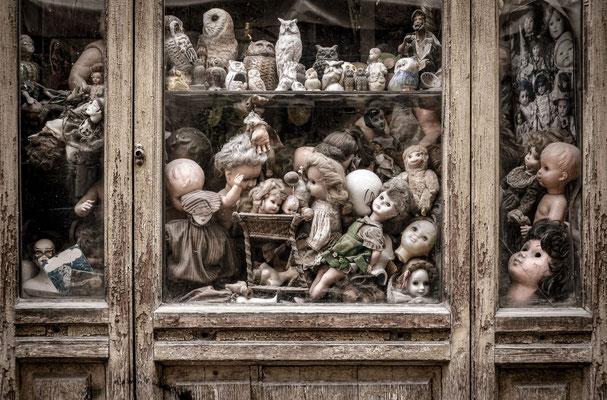 Ospedale delle Bambole - Puppenklinik