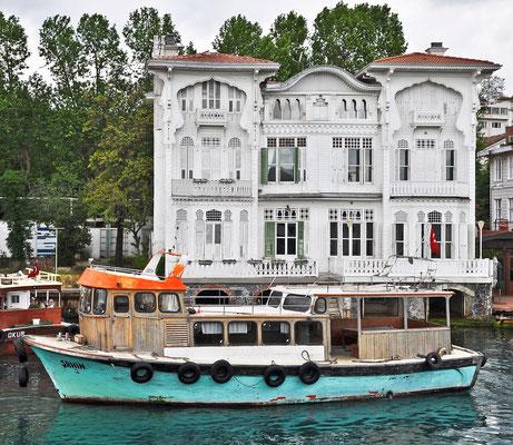 am Bosporus