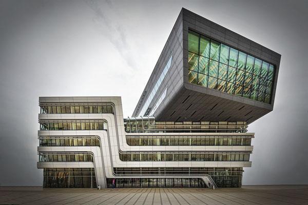 Campus der Wirtschaftsuniversität - Arch. Zaha Hadid