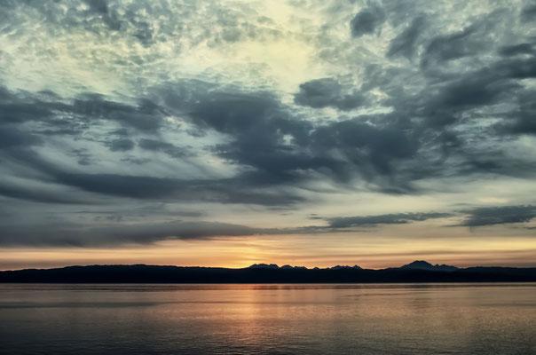 Mallaig - Blick auf die Isle of Skye