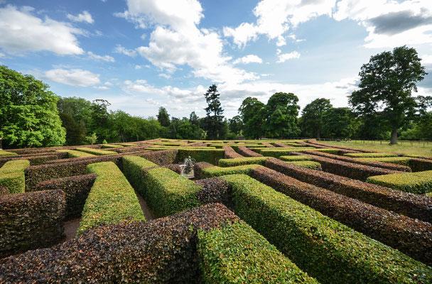 Scone Palace - Schlosspark