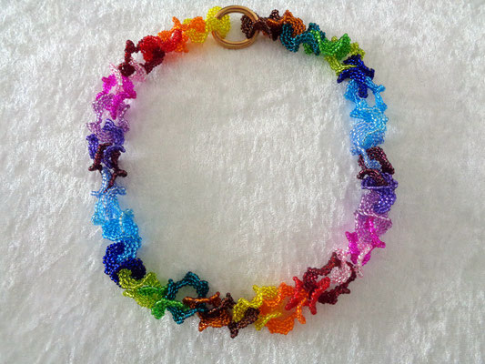 """Color Connection"" Regenbogen (neu) 55 Euro verkauft"