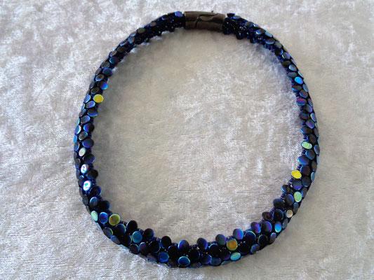 Black Mamba blau-schwarz 55 Euro