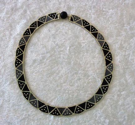 Harlekin schwarz-silber 45 Euro