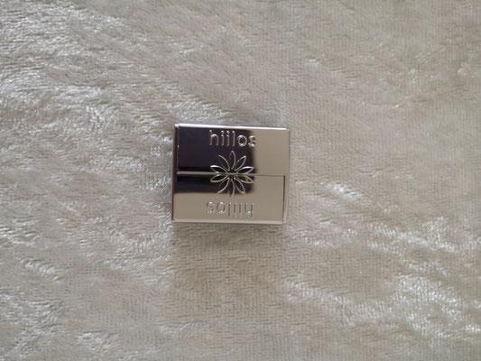 Magnetverschluss silber mittel