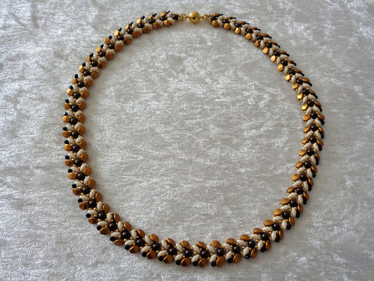 """Autumn leaves"" gold 30 Euro"