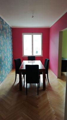 mit einem durchdachten Farbkonzept schaffen wir eine Wohlfühloase daheim.