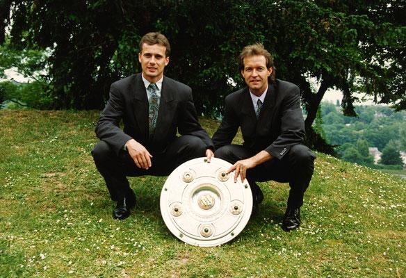 Deutscher Meister 1991 (Foto: Archiv 1. FCK)