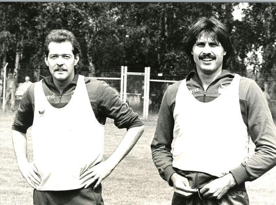 Trainingsauftakt 1988 (Foto: Archiv 1. FCK)
