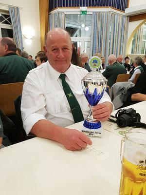 Sportschütze des Jahres 2018: Arno Richardt