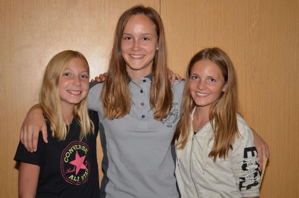 Die Jüngsten im Teamwettbewerb