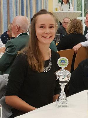 3. Sieger Jug./Jun. Mannschaft: Sabrina Döttger