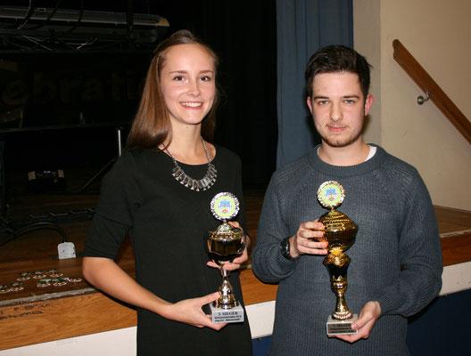 Sabrina Döttger und Jan-Philipp Becker