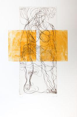 eau-forte et aquatinte, 38 x 27 cm | fr 300