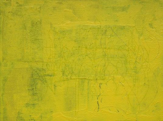 acrylique mixte sur toile, 24 x 32 cm, 2021 | fr 350