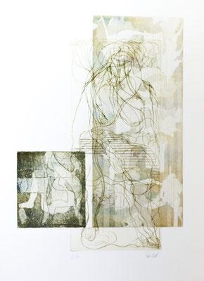 eau-forte et aquatinte, 38 x 27 cm | fr 350