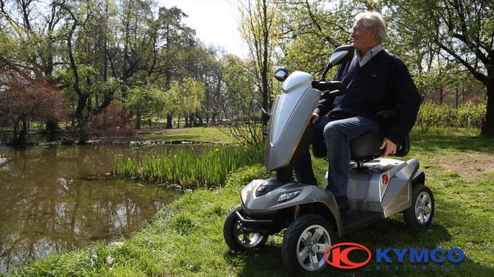 Senioren Elektromobile, Beratung Service