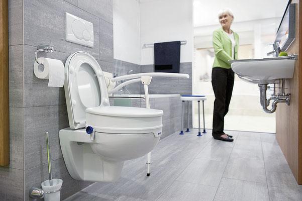 Bad un WC Hilfsmittel