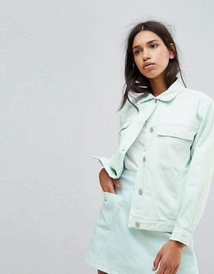 06acdfa0693 et si on passait à la veste en jean   - Les instantanés de Valérie ...