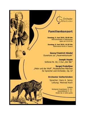 Familienkonzert 2010