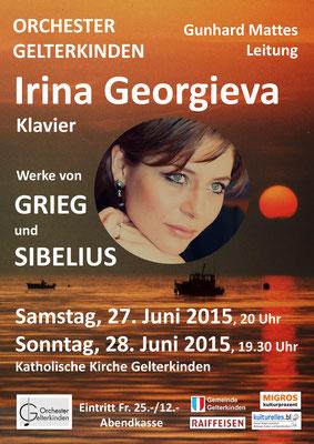 Sommerkonzert 2015