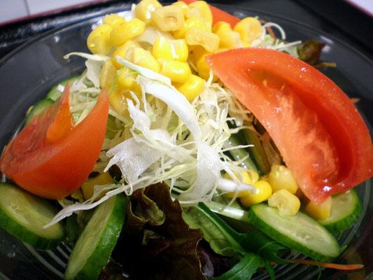 野菜サラダ 490円