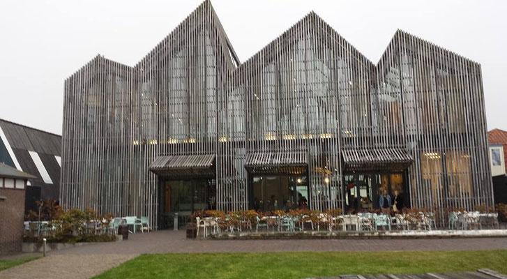 Juttersmuseum Kaap Skil tegen 16.00 uur