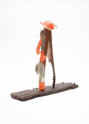 Cowboy 50x50x13cm 150,-