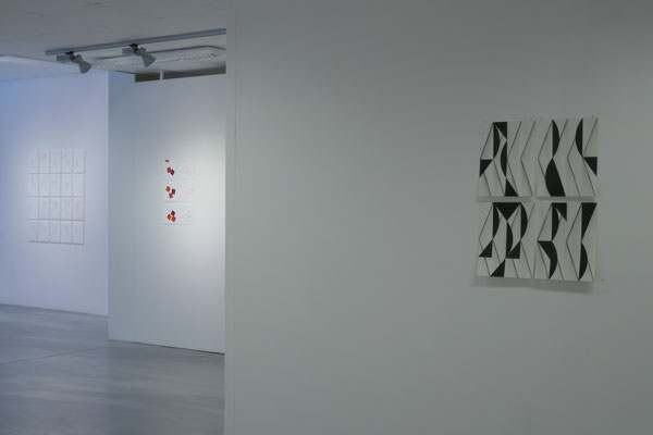 Ausstellungsansicht I Foto: Frank Gillich