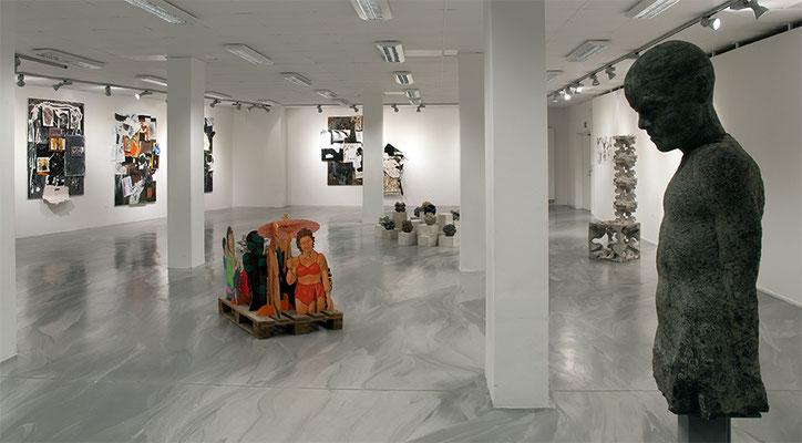 Blick in die Ausstellung | Foto: Frank Gillich (hase29)