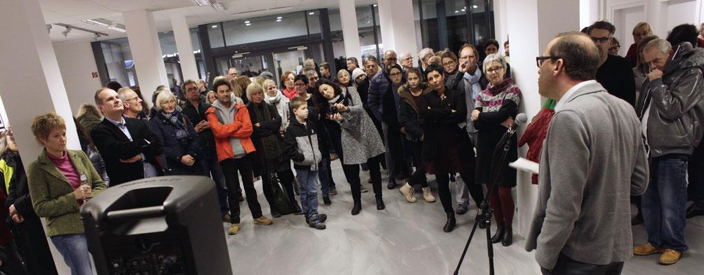 Eröffnung BIOS 4 | Foto © Kerstin Hehmann, hase29