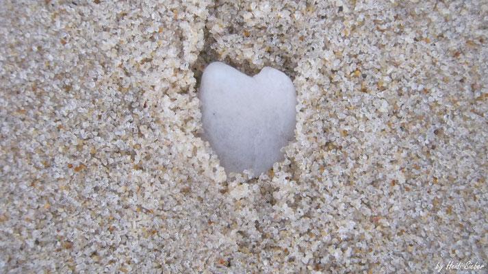 Herz mit Geborgenheitsgefühl