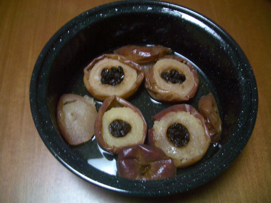 焼きリンゴ(蓄熱型)