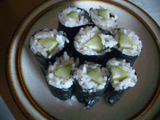 かっば寿司(パラボラ型)