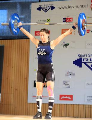 Anna Lamparter mit neuen Rekorden