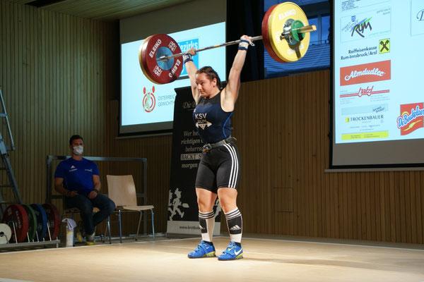 Victoria erzielte 6 neue Tiroler Rekorde