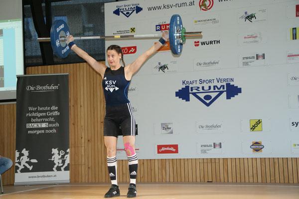 Anna - 65 kg Reißen