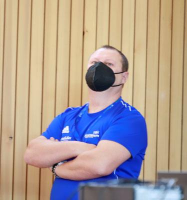 Trainer Werner Uran