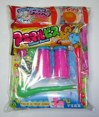 駄菓子詰め合わせ玩具入り 200円
